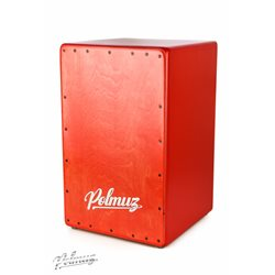 Polmuz P-CAJ-M1R - Cajon Model 1 - Red